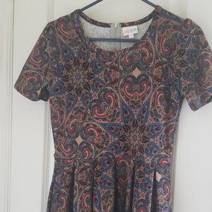 Amelia lularoe dress